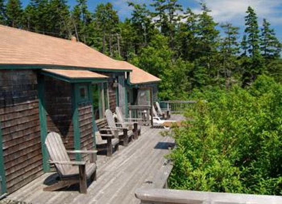 Goose Cove Lodge