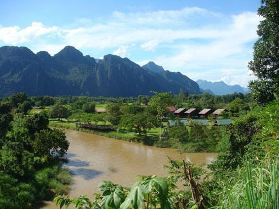 Photo of The Cocoon Vang Vieng