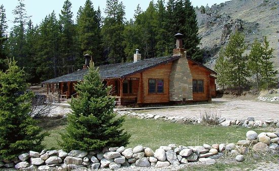 South Fork Mountain Lodge