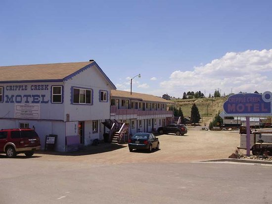 ‪Cripple Creek Motel‬