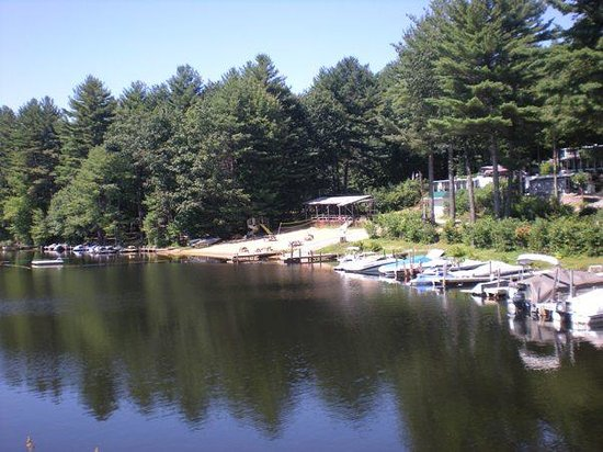 Paugus Bay Campground