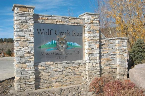 Wolf Creek Run Motorcoach Resort Foto