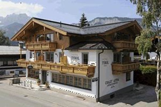 Photo of Hotel Tyrol and Chalet Alpina Sankt Johann in Tirol
