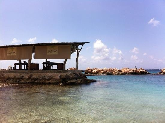 Lions Dive & Beach Resort Curacao:                   spa