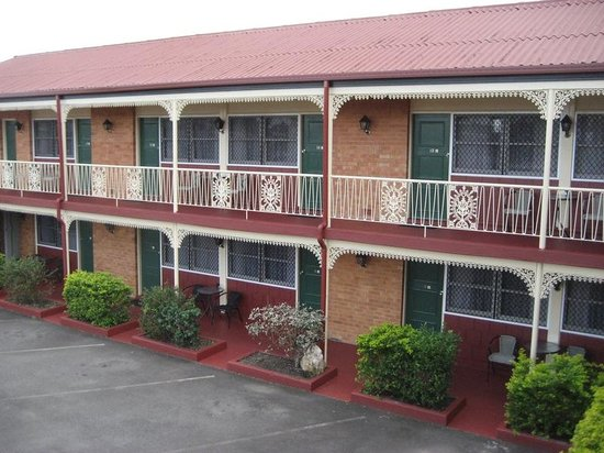 Mineral Sands Motel and Colony Restaurant