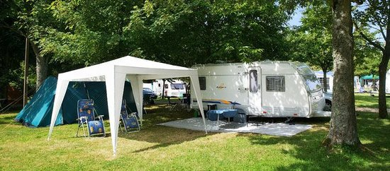 Chateau Camping Le Colombier