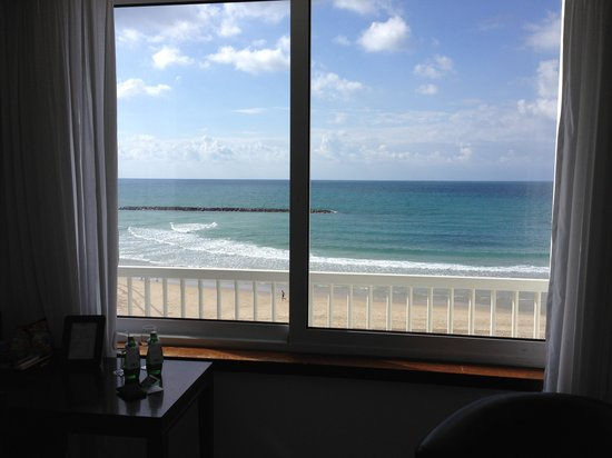 Sea Executive Suites:                   View