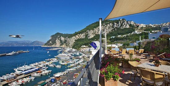 Photo of Hotel Relais Maresca Capri
