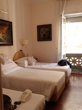 Hotel Sant Angelo :                                     Room 211