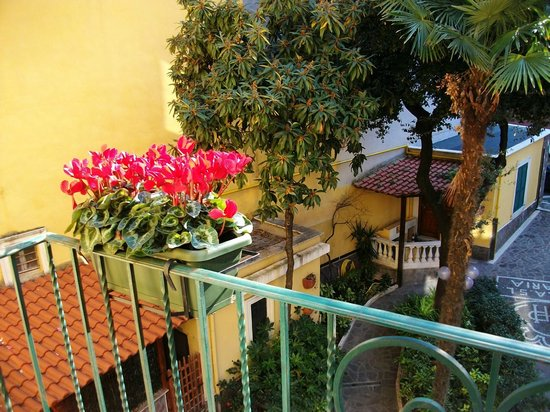 Villa San Lorenzo Maria Hotel:                                     From our Balcony