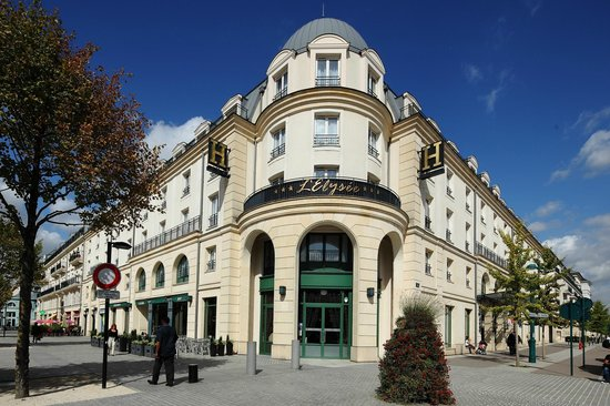 Hotel l'Elysee Val d'Europe