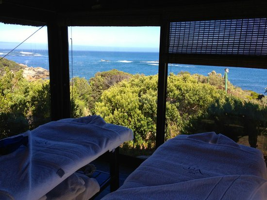 The Twelve Apostles Hotel and Spa:                   where we had our massage :) GREAT MASSAGE