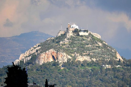 Mt. Lycabettus - Picture of Mt. Lycabettus (Likavitos ...