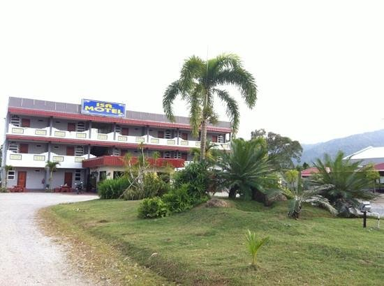Langkawi District, Malaysia:                   Isa Motel