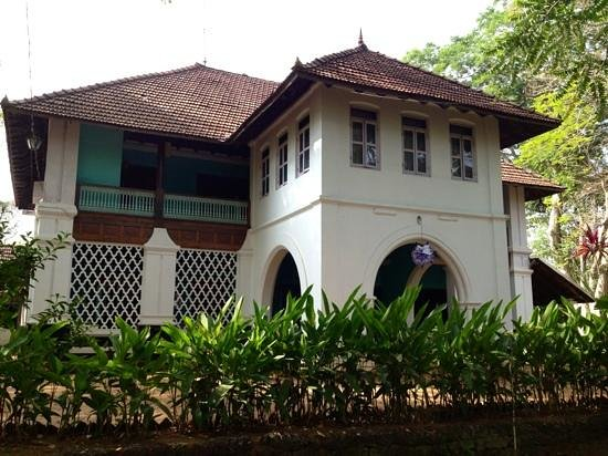 Serenity at Kanam Estate:                   the house