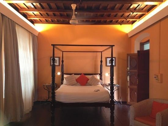 Serenity at Kanam Estate:                   our room