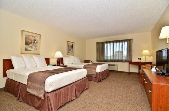 Nebraska City, NE: Guest Room