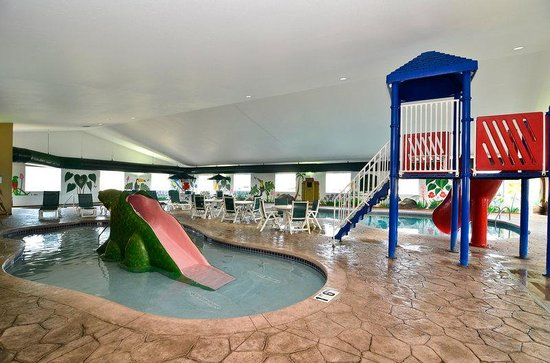 BEST WESTERN PLUS Sparta Trail Lodge: Kid Pool