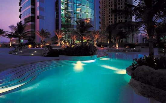 Oasis Beach Tower Apartments:                   pool