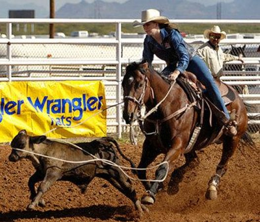 BEST WESTERN Plus Antelope Inn: Red Bluff Rodeo