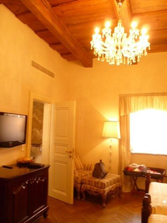 Savic Hotel:                   Room