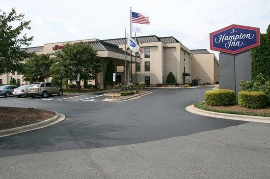 hampton inn monroe nc hotel reviews tripadvisor. Black Bedroom Furniture Sets. Home Design Ideas