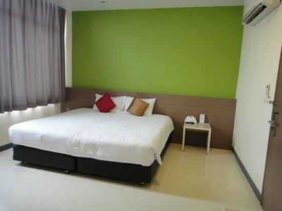                   FX Hotel Makkasan BKK 1