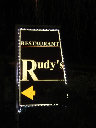 Moorea Pearl Resort & Spa:                   Rudy's Restaurant