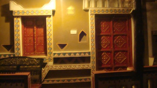 Chokhi Dhani Indore:                   royal cottage