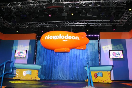 Double Dare Live Show Picture Of Nickelodeon Suites