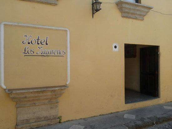 Hotel Los Nazarenos