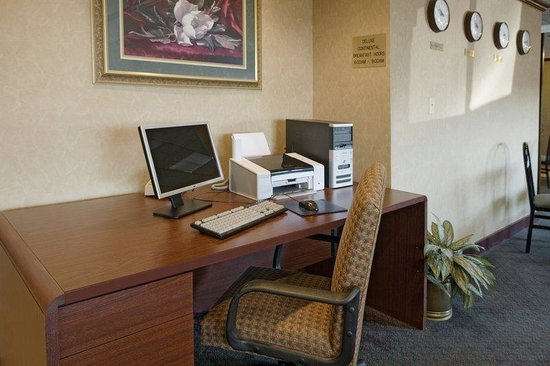 Americas Best Value Inn: Business Center