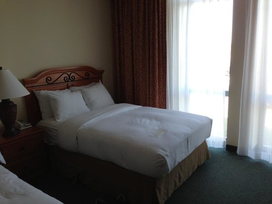 Hilton Austin Airport:                   Comfortable bed