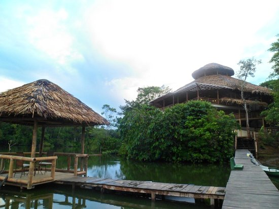 La Selva Amazon Ecolodge:                   La Selva
