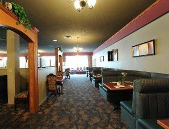 Cranbrook, Kanada: On Site Restaurant