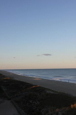 Atlantic Oceanfront Inn :                   View from room