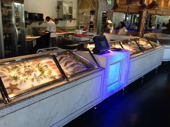 The fish market foto di north miami florida tripadvisor for Fish market miami
