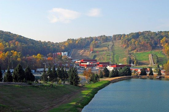 Macungie, Пенсильвания: Bear Creek Resort