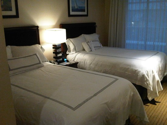Granville Island Hotel:                   Double Room