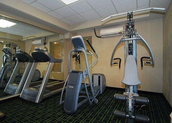 Comfort Inn Corydon: exercise room