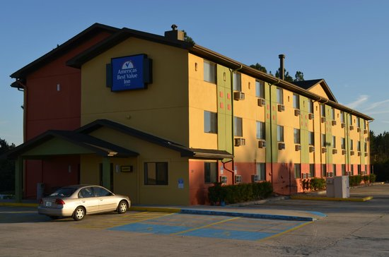 Americas Best Value Inn - Kingsland / Kings Bay Naval Area