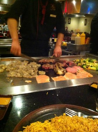 Shogun Hibachi and Japanes Steakhouse