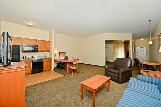 ‪‪Candlewood Suites‬: Executive Suite‬