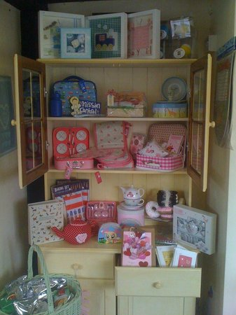 Steyning Tea Rooms: Gifts on sale