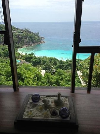 Four Seasons Resort Seychelles:                   spa