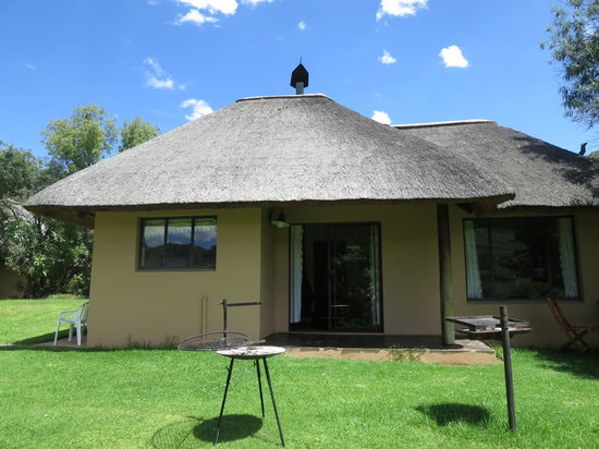 uKhahlamba-Drakensberg Park, Sr-Afrika:                   Cottage