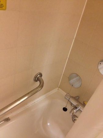 West Thurrock, UK:                   Bathroom, in need of improvement