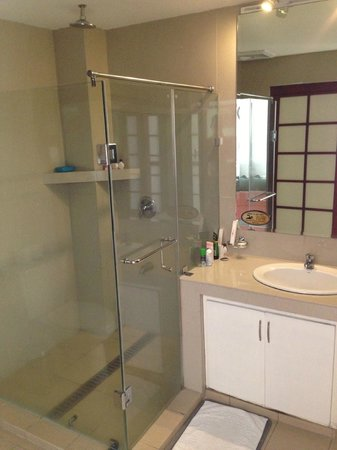 Wild Orchid Resort:                   Bathroom