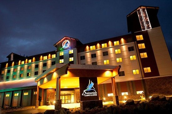 Swinomish Casino & Lodge: Lodge Exterior
