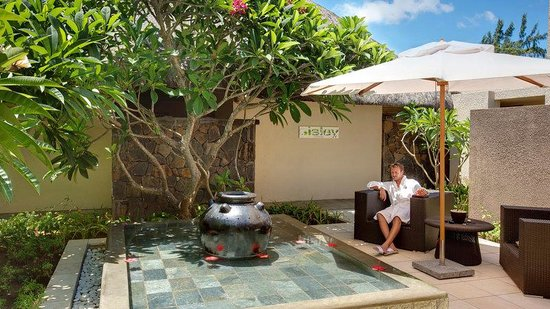 Constance Le Prince Maurice: Spa Relaxation Area